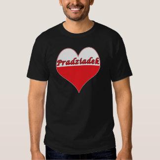 Corazón polaco de Pradziadek Polera