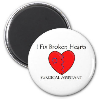 Corazón quebrado SA 1 Iman De Frigorífico