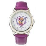 Corazón radiante de Ana el | Relojes De Mano