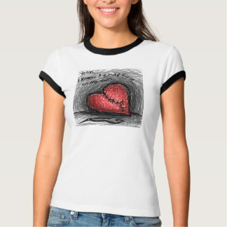 Corazón reparado playeras