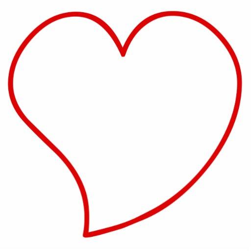 Corazón rojo esculturas fotograficas