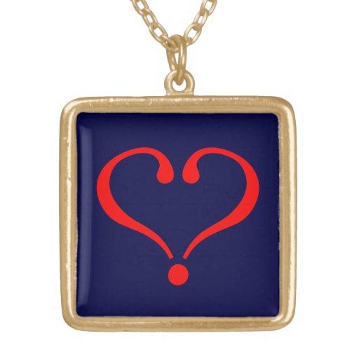 Corazón rojo y amor abierto en día de San Valentín Joyería