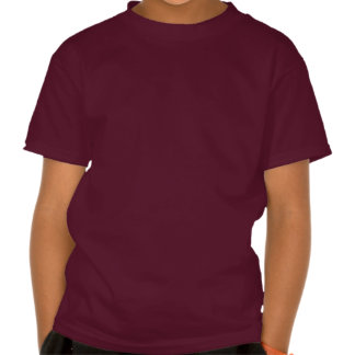 Corazón rosado de New Jersey NJ Camiseta