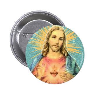 Corazón sagrado de Jesús Pin