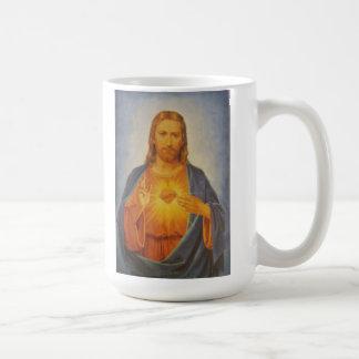 Corazón sagrado de Jesús Taza