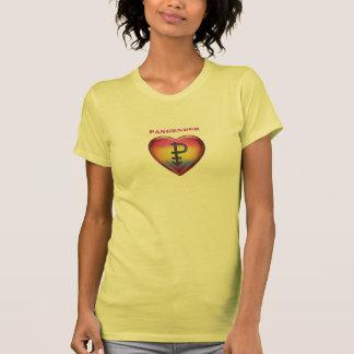 Corazón sagrado de Pangender Camisas