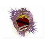 Corazón sagrado II Tarjeta Postal