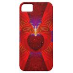 Corazón sagrado iPhone 5 Case-Mate carcasa