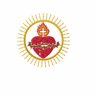 Corazón sagrado - Sacro Cuore Polo T-shirt