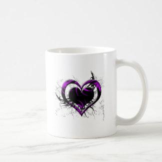 Corazón salvaje taza
