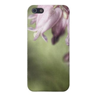 corazón sangrante iPhone 5 carcasa