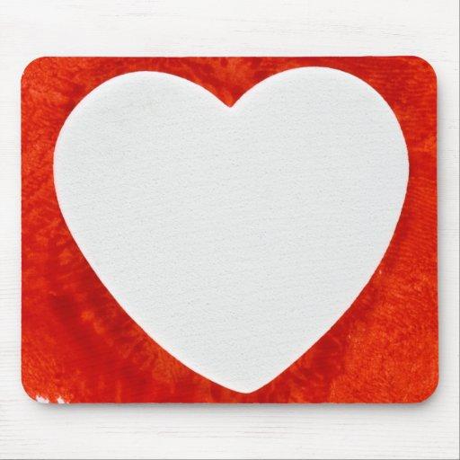 Corazón sangrante - Mousepad Tapetes De Raton