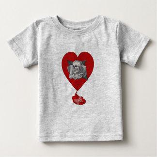 Corazón sangrante playera