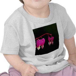 Corazón sangrante camisetas