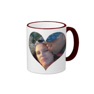 Corazón Tazas De Café