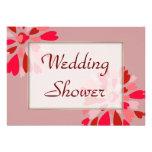 Corazones a montones QUE CASAN la ducha Invitación Personalizada