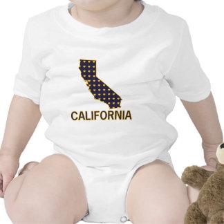 Corazones de California Trajes De Bebé