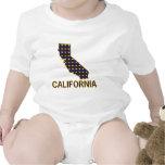Corazones de California Traje De Bebé