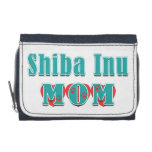 Corazones de la mamá de Shiba Inu