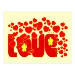Corazones del amor - 13:34 de Juan Tarjetas Postales