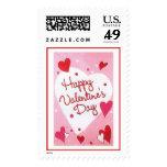 """Corazones del """"día de San Valentín feliz"""""""