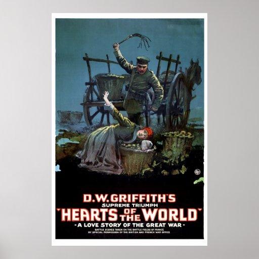 Corazones del mundo - poster