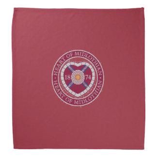 Corazones del pañuelo por el highsaltire bandanas