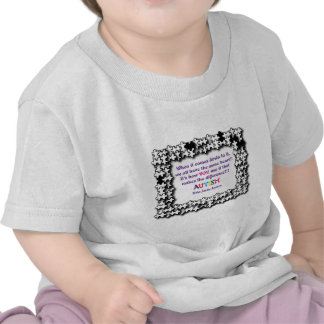 Corazones del rompecabezas del autismo camisetas