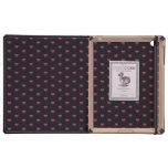 Corazones DODOcase de la fresa para el iPad