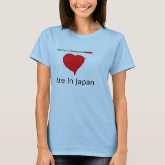 Corazones en Japón - Dudettes Playera