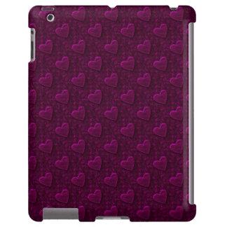 Corazones frustrados, caja Púrpura-iPad