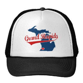 Corazones Grand Rapids Michigan Gorro