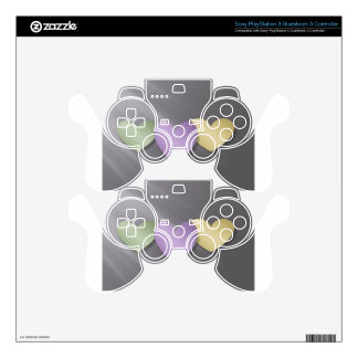 Corazones Mando PS3 Skins