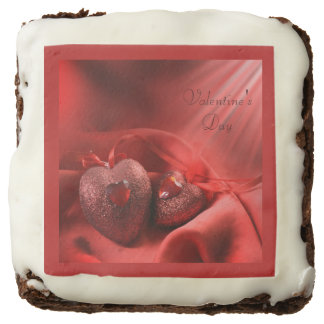 Corazones románticos y el día de San Valentín de