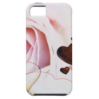 Corazones y subió iPhone 5 carcasas