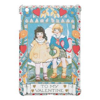 Corazones y tarjeta del día de San Valentín de las