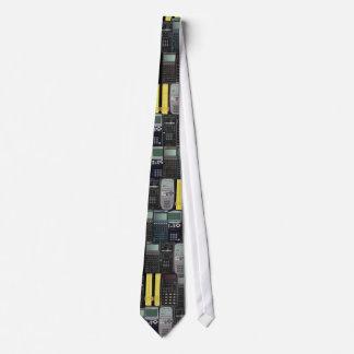 Corbata de la calculadora