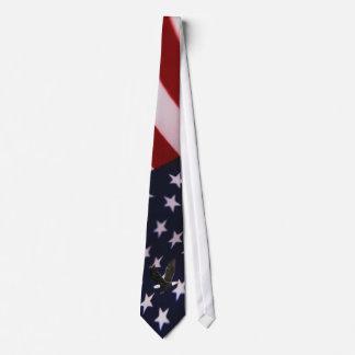 Corbata de las barras y estrellas