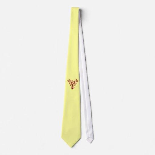 Corbata de levantamiento carmesí de Phoenix