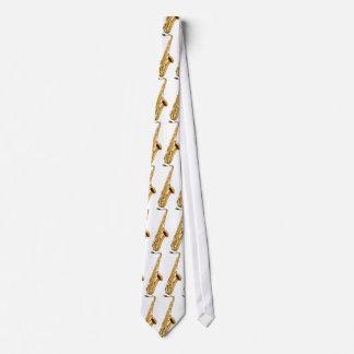 Corbata de Saxaphone