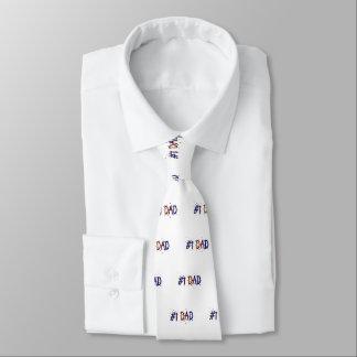 Corbata del día de padre del papá #1