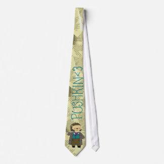 Corbata del erizo de Pushkin