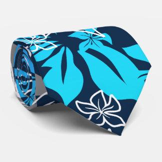 Corbata del Hawaiian del hibisco del baile