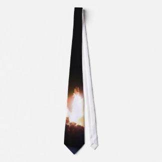 Corbata del lanzamiento de la noche