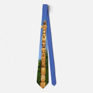 Corbata del lazo del arte de las naciones de los