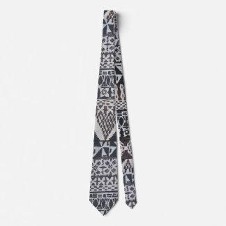 Corbata del paño del tapa de Tiki