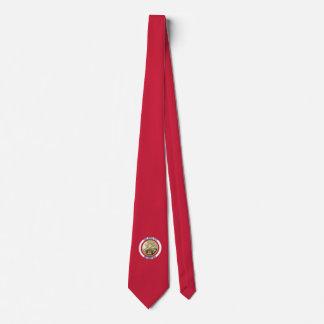 Corbata del personalizado del bugle del jefe 3 del