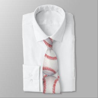 Corbata del softball del béisbol de los deportes