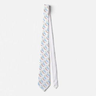 Corbata divertida para los rebeldes - sanos en un