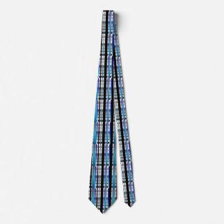 Corbata en trullo, negro, y plata
